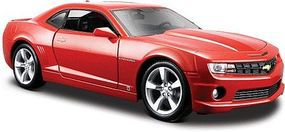 Maisto 2010 Camaro SS RS (Met. Orange) Diecast Model Car 1/24 Scale #31207org