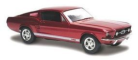 Maisto 1967 Ford Mustang GT (Red) Diecast Model Car 1/24 scale #31260red