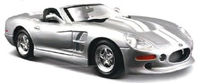 Maisto 1/24 1999 Shelby Series 1 Convertible (Silver)