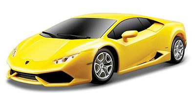 Maisto International Lamborghini Huracan LP610-4 (Yellow) -- Diecast Model Car -- 1/24 scale -- #31509ylw