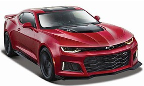 Maisto 1/24 2016 Chevrolet Camaro SS (Red)