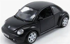 Maisto 1/24 VW New Beetle (Black)