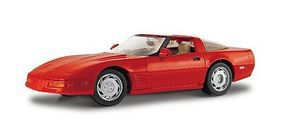 Maisto 2002 Corvette Z06 (Red) Diecast Model Car 1/24 scale #31989red