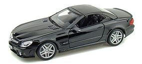 Maisto Mercedes Benz SL65 AMG (Black) Diecast Model Car 1/18 scale #36193blk