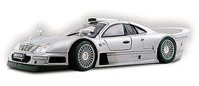 Maisto Mercedes CLK GTR Street Version (Silver) Diecast Model Car 1/18 Scale #36849slv