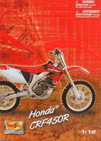 Maisto 1/12 Assembly Line Honda CRF450R