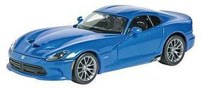 Maisto AL 2013 Dodge Viper GTS Metal Body Plastic Model Car Kit 1/24 Scale #39271