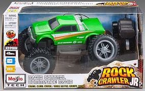 Maisto Rock Crawler Junior 8 RTR Assorted