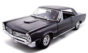 Maisto 1965 Pontiac GTO Hurst Edition Hardtop (Black) Diecast Model Car 1/18 Scale #885blk