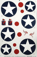 Major-Decals Pressure Decal US Concorde .40