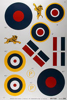 Major-Decals Pressure Decal British .40