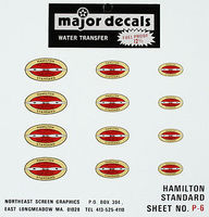 Major-Decals Hamilton Standard Prop Decal