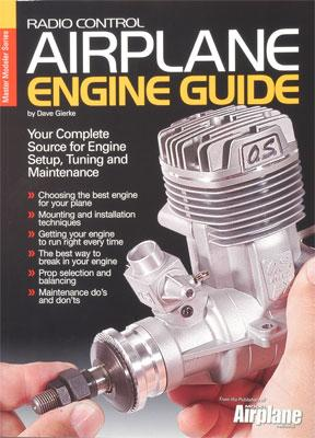 Model Airplane News R/C Airplane Engine Guide -- RC Airplane Book -- #2031