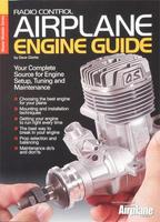 Model-Airplane-News R/C Airplane Engine Guide RC Airplane Book #2031