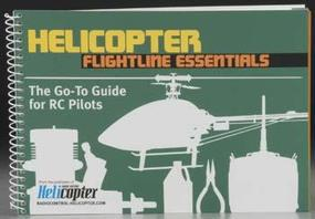 Model-Airplane-News RC Heli Essentials RC Helicopter Book #2038