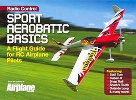 Model-Airplane-News Sport Aerobatic Basics RC Airplane Book #2042