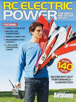 Model Airplane News R/C Electric Power -- RC Airplane Book -- #2045