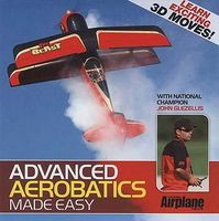 Model-Airplane-News Advanced Aerobatics Made Easy DVD Video Tape Remote Control #dvd21