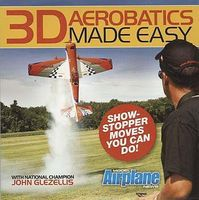 Model-Airplane-News 3D Aerobatics Made Easy DVD Video Tape Remote Control #dvd22