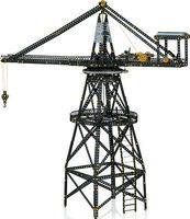 Marklin Tower Slewing Crane - Metal Construction Kit Model Railroad Trackside Accessory #10891