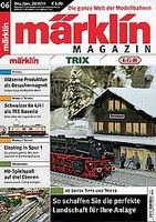 Marklin Marklin Magazine #6 2010 Model Railroading Catalog #160566