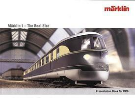 Marklin Marklin Yearbook 2006 - 1 Gauge Model Railroading Catalog #19878