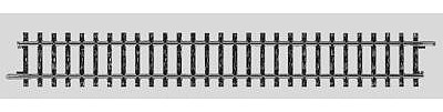 Marklin, Inc (bulk of 10) Bulk of 10 K Track - 8-9/16'' Straight -- HO Scale Nickel Silver Model Train Track -- #2209