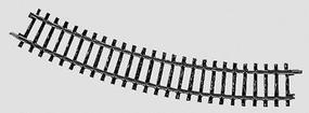 Marklin (bulk of 10) Bulk of 10 K Track 14-1/8 R30 HO Scale Nickel Silver Model Train Track #2221