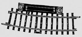 K-Track Curved Circuit Track HO Scale Nickel Silver Model Train Track #2229