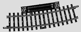 Marklin K Track Curved Circuit 16-3/4 15 Degrees HO Scale Nickel Silver Model Train Track #2239