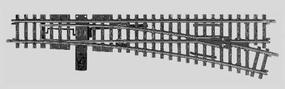 Marklin K Track Turnout 8 7/8 Right Hand HO Scale Nickel Silver Model Train Track #22716