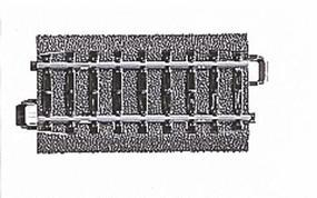 Marklin (bulk of 10) (bulk of 10) 3-Rail C Track Straight 2-13/16 HO Scale Nickel Silver Model Train Track #24071