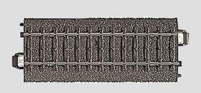 Marklin (bulk of 10) (bulk of 10) 3-Rail C Track Straight 3-3/4 HO Scale Nickel Silver Model Train Track #24094
