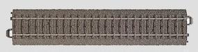 Marklin (bulk of 10) 3-Rail C Track - Straight 7-13/32 18.8cm HO Scale Nickel Silver Model Train Track #24188