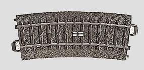 Marklin C Curved Curcuit 14-3/16 HO Scale Nickel Silver Model Train Track #24194