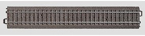 Marklin (bulk of 10) 3-Rail C Track Straight 9'' 22.9cm HO Scale Nickel Silver Model Train Track #24229