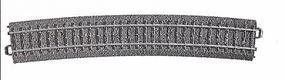 Marklin (bulk of 6) Bulk of 6 C Track - Curved 43-7/8 HO Scale Nickel Silver Model Train Track #24912