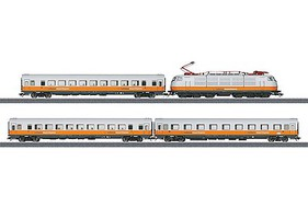 MHI Exclusiv Digital cl 103 Lufthansa Train Set