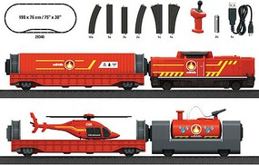 Marklin HO MY WORLD FIRE DEPT SET
