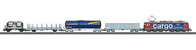 Marklin Swiss Freight Train Starter Set HO Scale Model Train Set #29484
