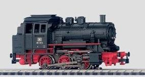Marklin 0-6-0T Class 89.0 German Federal Railways HO Scale Model Train Steam Locomotive #30000