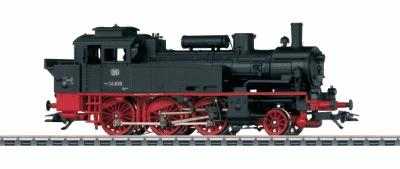 Marklin, Inc Class 74 Tank Loco Digital German Federal RR -- HO Scale Model Train Steam Locomotive -- #36740
