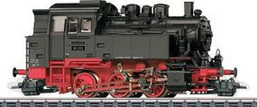 Marklin Class 80 0-6-0T German Federal Railroad DB HO Scale Model Train Steam Locomotive #37046