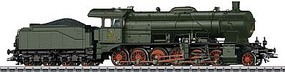Marklin Class K 2-12-0 Wurttemberg State Railways HO Scale Model Train Steam Locomotive #37048