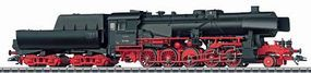 Marklin Class 52 2-10-0 w/Witte Deflectors & Tub Tender HO Scale Model Train Steam Locomotive #37150