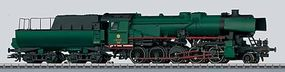 Marklin Class 26 2-10-0 w/Tub-Style Tender Belgian State HO Scale Model Train Steam Locomotive #37153