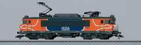 Marklin Class 1600 HUSA Transportation NL #1621 HO Scale Model Train Electric Locomotive #37205