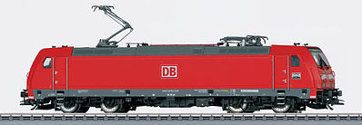 Marklin, Inc Bombardier Traxx Class 146.2 German RR -- HO Scale Model Train Electric Locomotive -- #37465