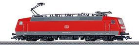 Marklin Class 120.1 Electric - 3-Rail German Railroad DB AG HO Scale Model Train Set #37543