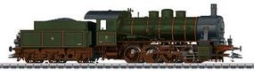 Marklin Class G 8.1 0-8-0 & Box-Style Tender HO Scale Model Train Steam Locomotive #37545